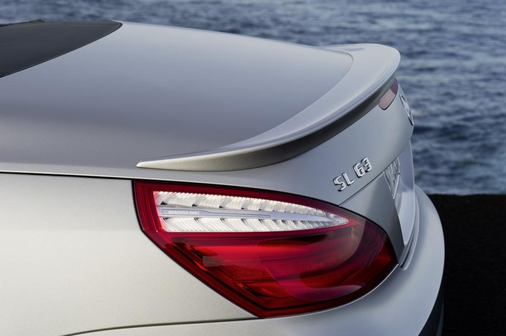 Serie: Cabrios für den Frühling - Mercedes SL: Der Elegante