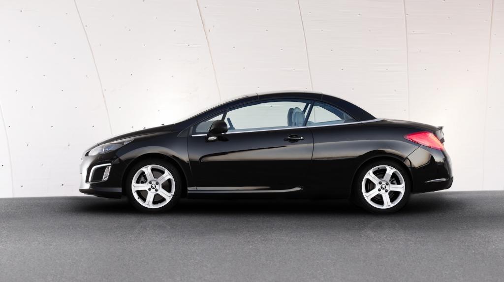 Serie: Cabrios für den Frühling - Peugeot 308 CC: Der Zwitter