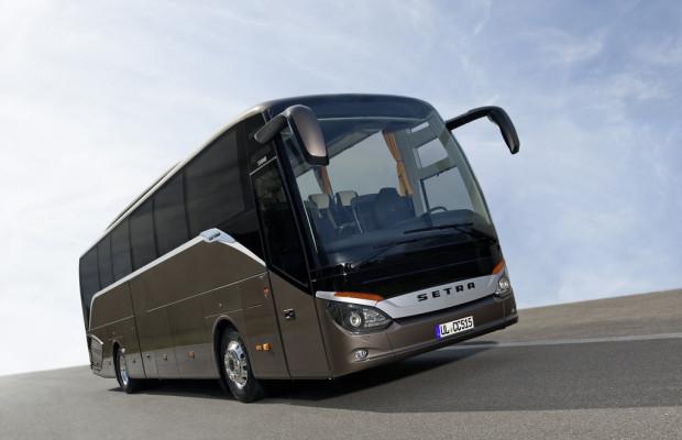 Setra bringt im Herbst die neue Comfort Class 500
