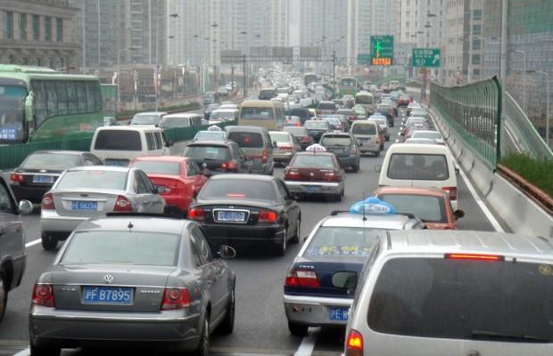 Shanghai: 10 000 Dollar für eine Pkw-Zulassung