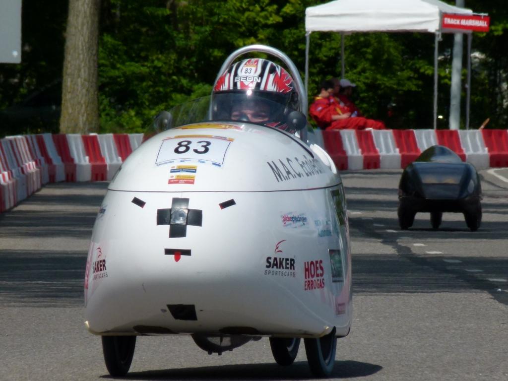 Shell Eco-Marathon 2012 – Stadtverkehr und seine Tücken