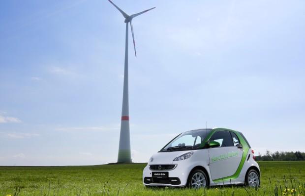 Smart Fortwo Electric Drive fährt komplett emissionsfrei