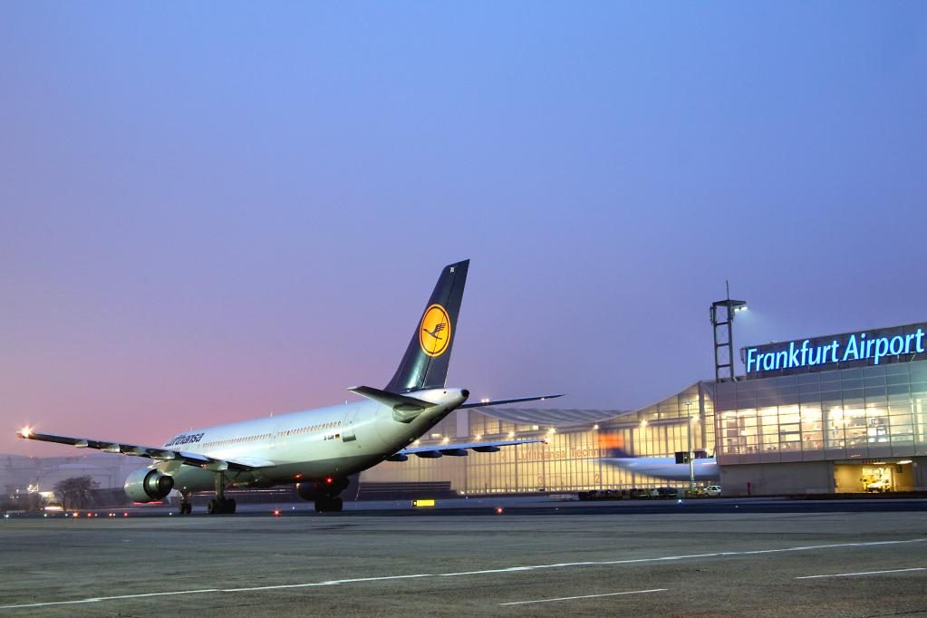 Steigende Passagierzahlen im Luftverkehr