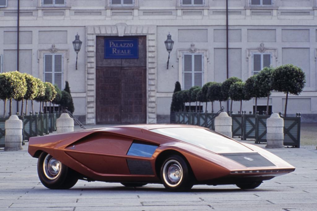 Stratos Zero 1970