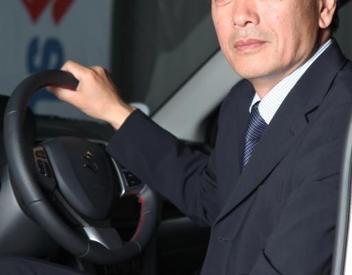 Suzuki wird Chairman bei Suzuki