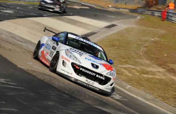 Team Peugeot RCZ Nokia schickt zwei Sport-Coupés ins 24h-Rennen