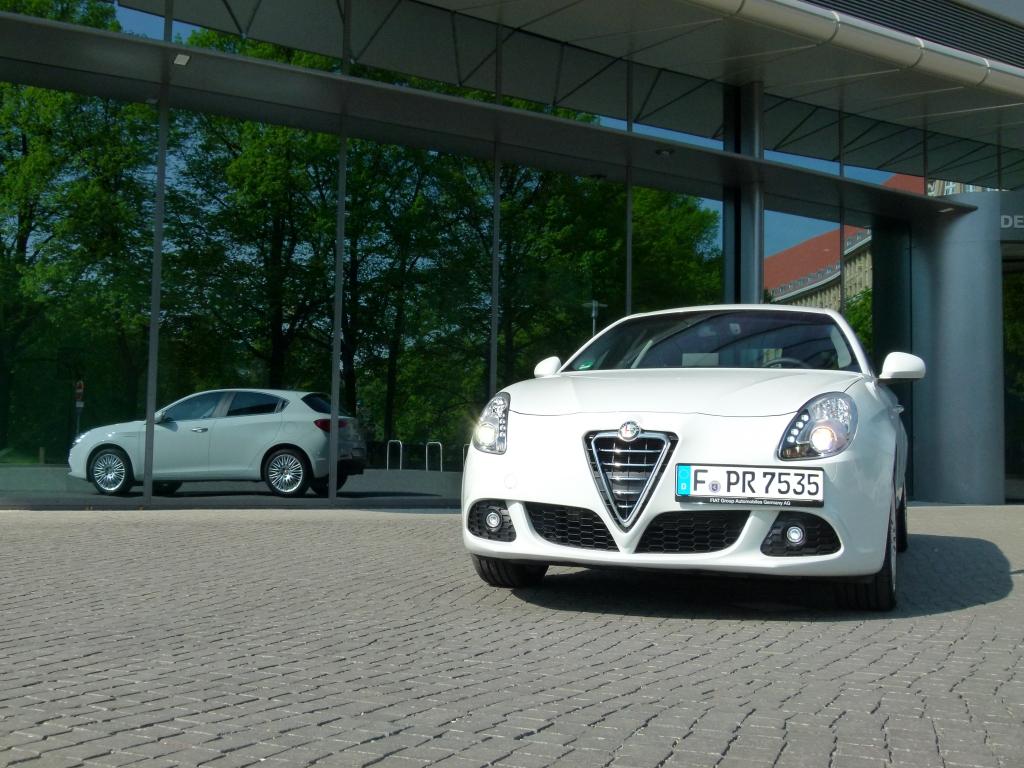 Test - Alfa Romeo Giulietta - Emotion statt Perfektion
