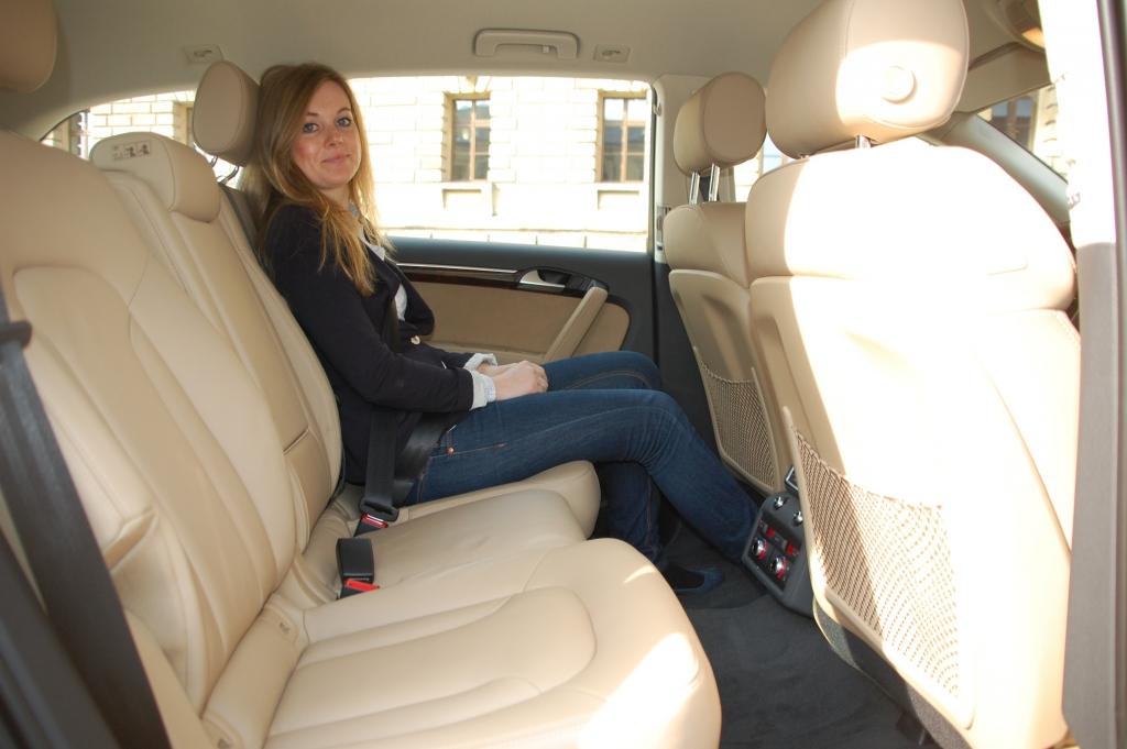 Test Audi Q7 – Prähistorischer Raumgleiter