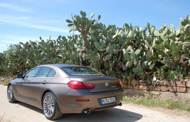 Test BMW 6er Gran Coupe - Luxus-Limousine und Sportwagen in einem