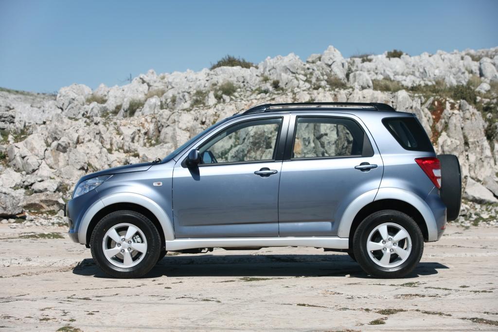 Test: Daihatsu Terios - Der Unprätentiöse