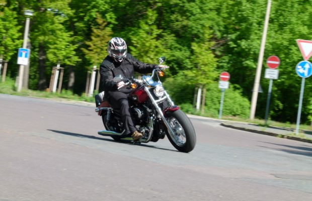 Test Harley-Davidson XL 1200 C: Antistress-Therapie aus Übersee