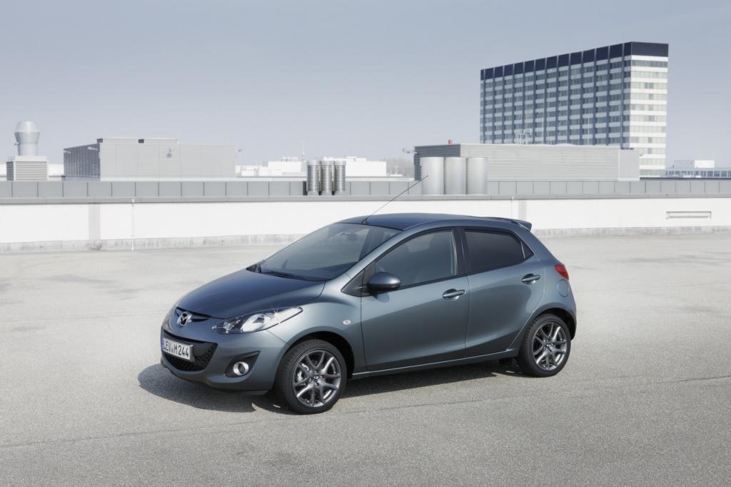 Test: Mazda2 Edition 40 Jahre - Leichtgewicht für die Stadt