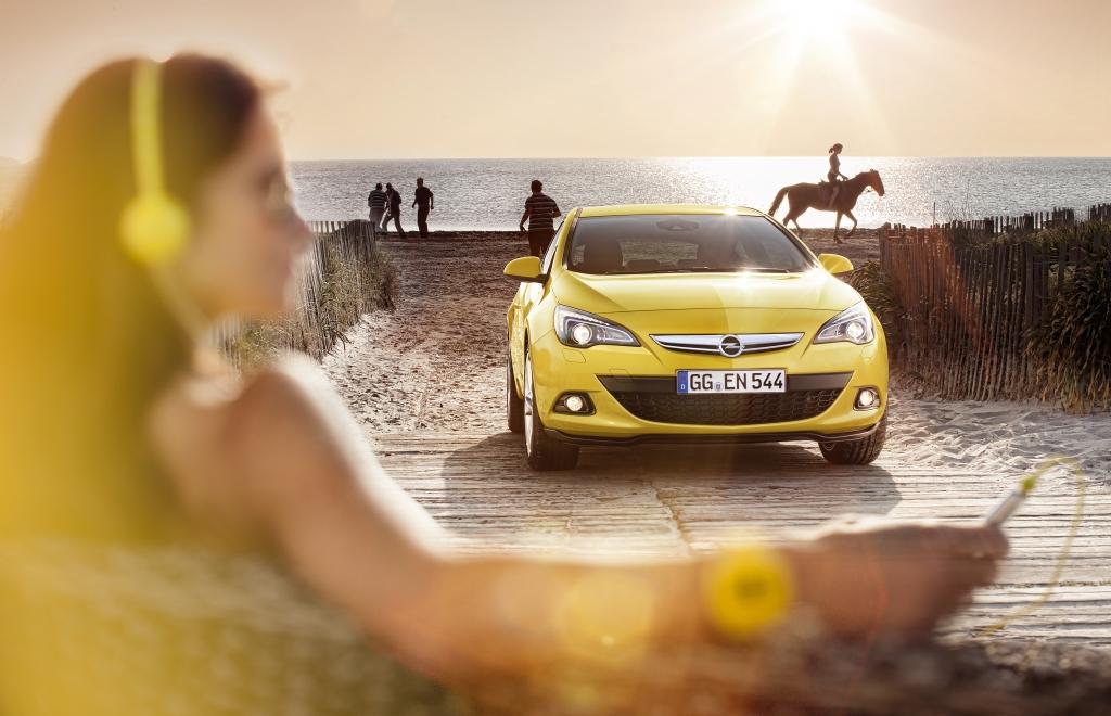 Test: Opel Astra GTC 1.4 Turbo Ecoflex - Fast wie damals