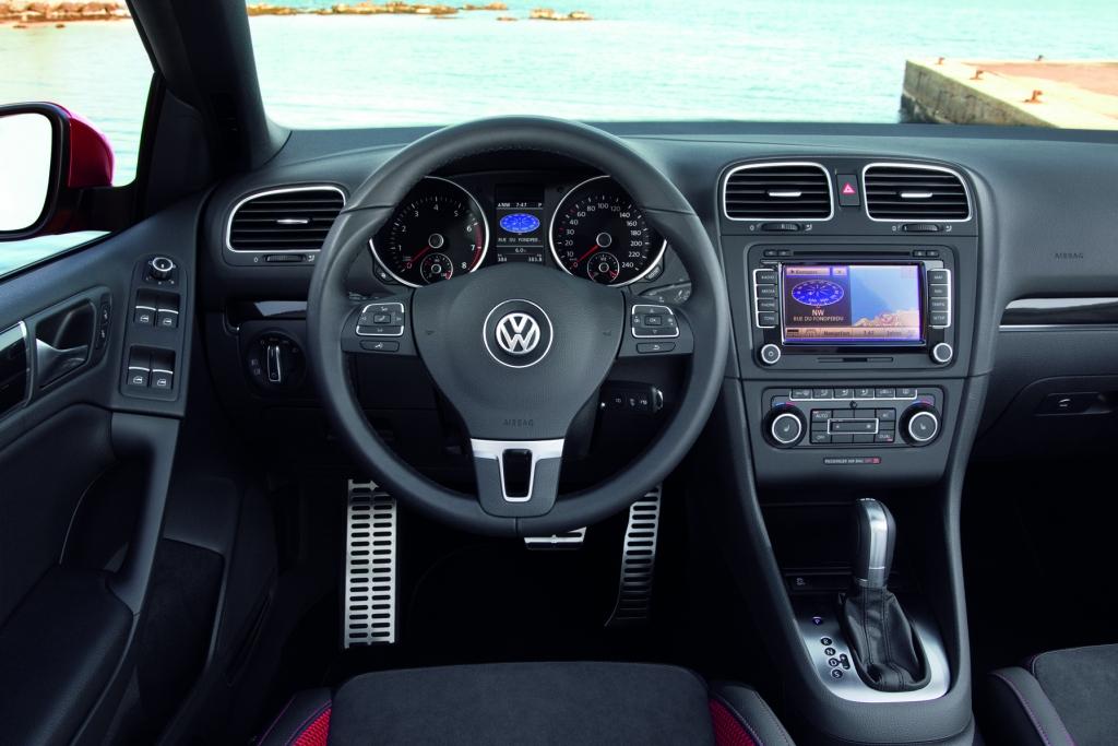 Test: VW Golf Cabriolet 1.6 TDI Blue Motion - Das reicht!