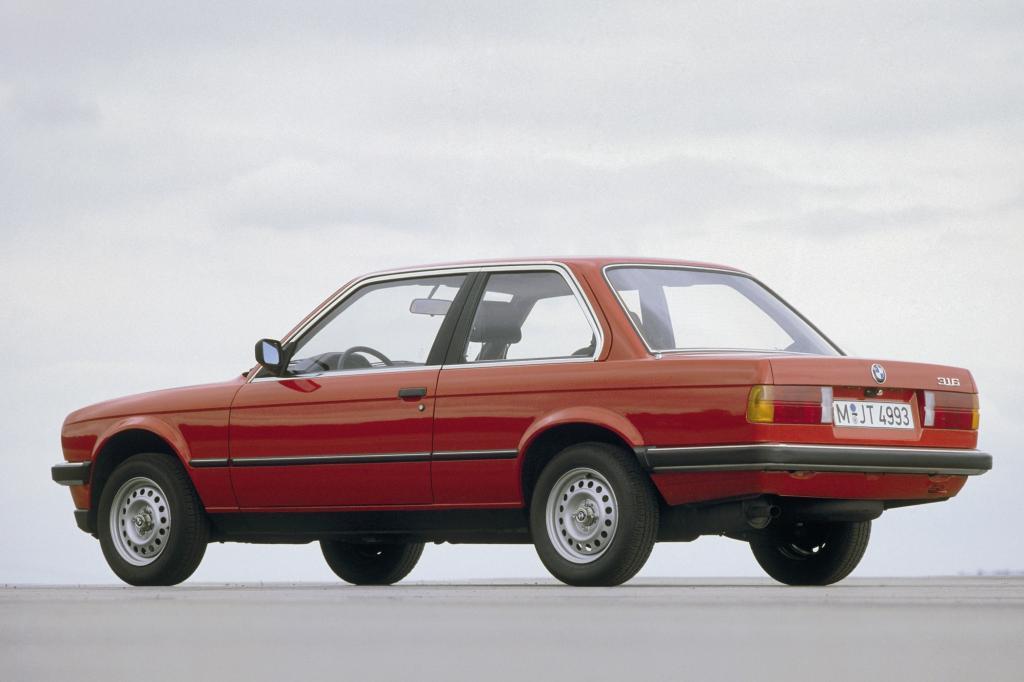 Tradition: 30 Jahre BMW 3er (E30) - Liebling der linken Spur
