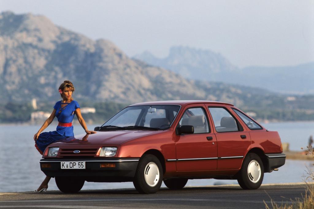 Tradition: 30 Jahre Ford Sierra - Toni statt Taunus oder Stromlinie statt Stufe