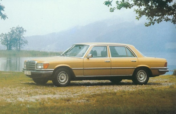 Tradition: 40 Jahre Mercedes-Benz S-Klasse (W116) - Kolossale Chromklasse