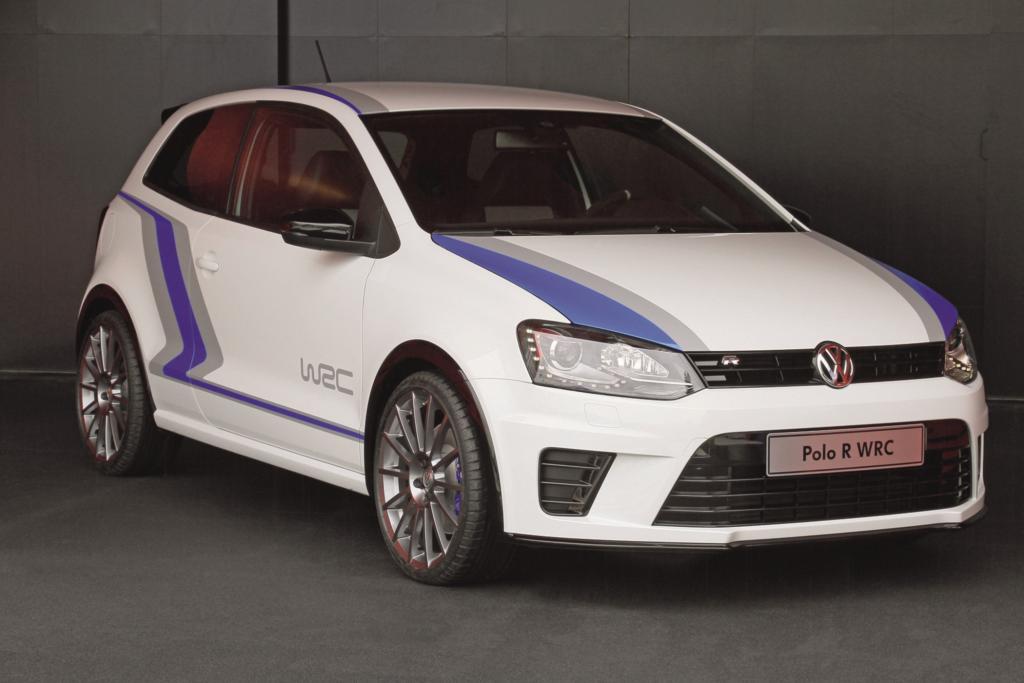 VW Polo R WRC Street - Von der Rennstrecke auf die Straße