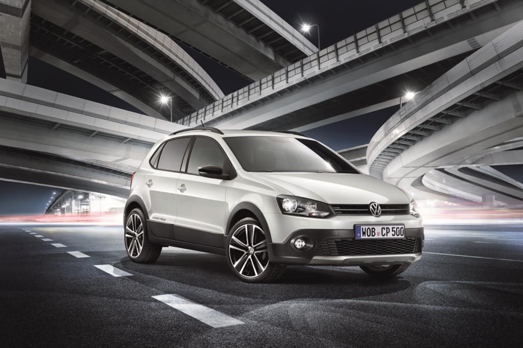 VW legt ein Sondermodell des Cross Polo auf
