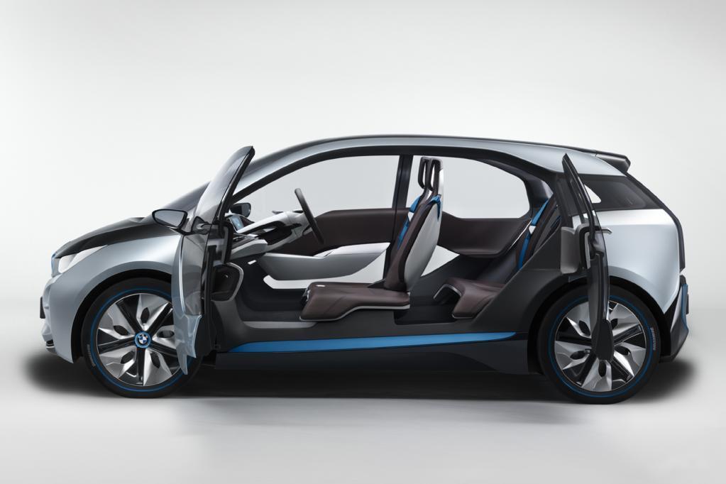 Verfahrenstechnik: VomTrabbi 601 zum BMW i3