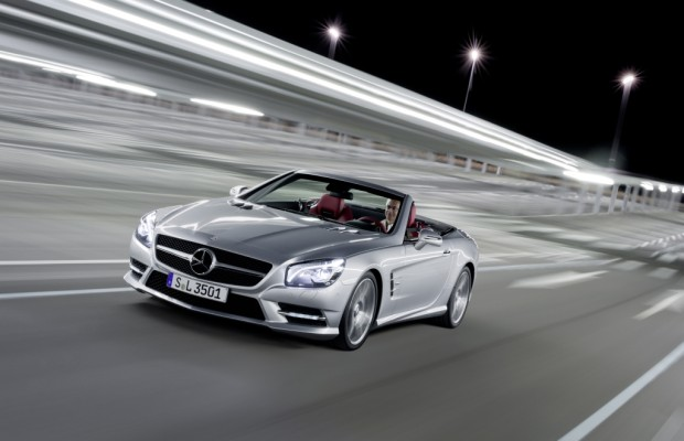 Video: Mercedes-Benz SL 500