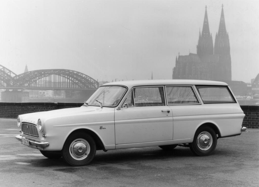 Vier Ford-Klassiker feiern in diesem Jahr Jubiläum
