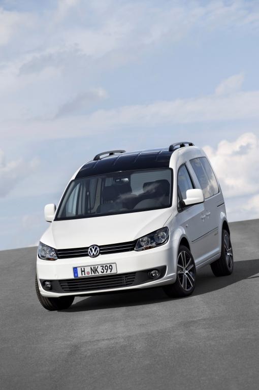 Volkswagen Caddy Edition 30 mit bis zu 170 PS ab sofort bestellbar