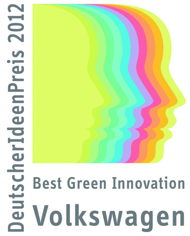 Volkswagen erhält Preis für beste Umweltidee