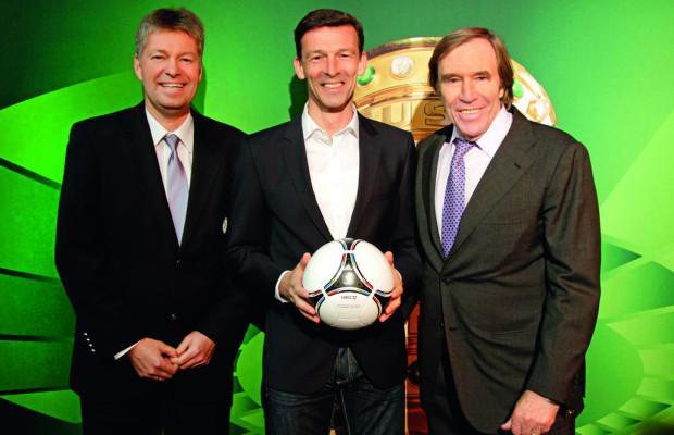 Volkswagen ist Partner des DFB-Pokals