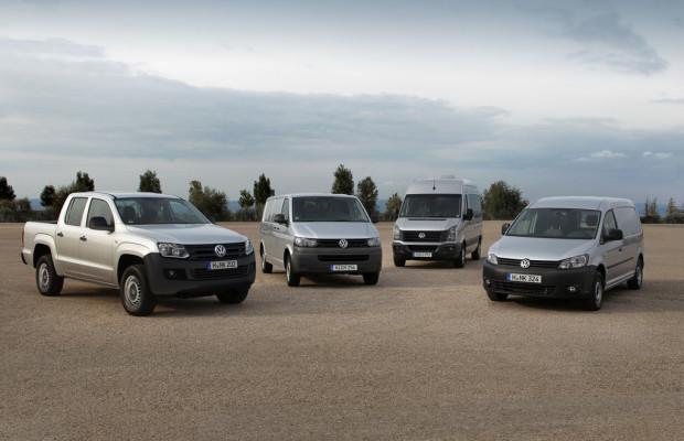 Volkswagen steigert Nutzfahrzeugabsatz