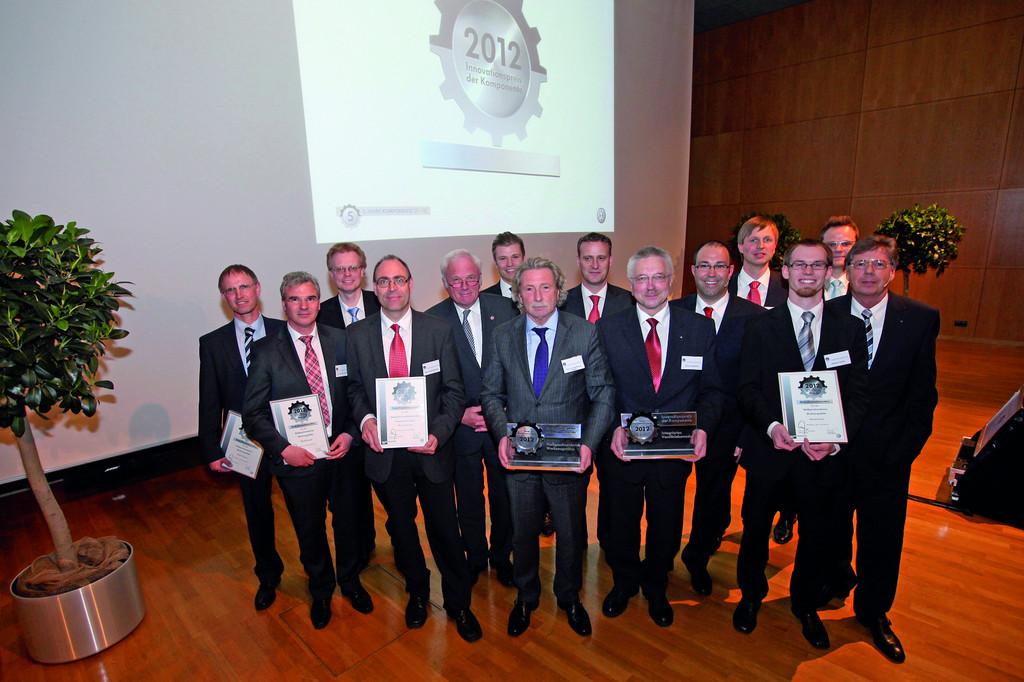 Volkswagen verleiht internen Innovationspreis