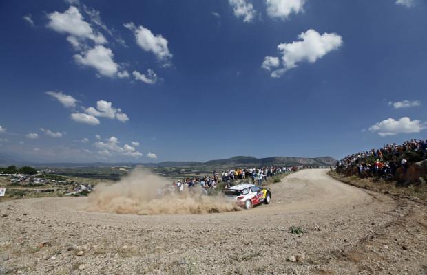 WRC 2012: Doppelerfolg für Citroen