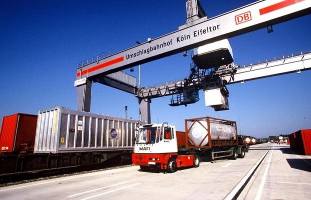 Weniger Eisenbahn-Güterverkehr im ersten Quartal