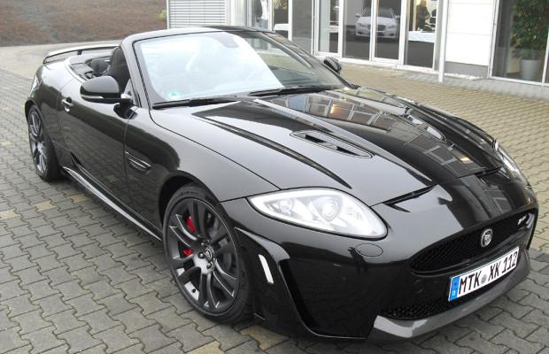 Willkommen im (300er-)Club! Im neuen Jaguar XKR-S beim Performance Drive