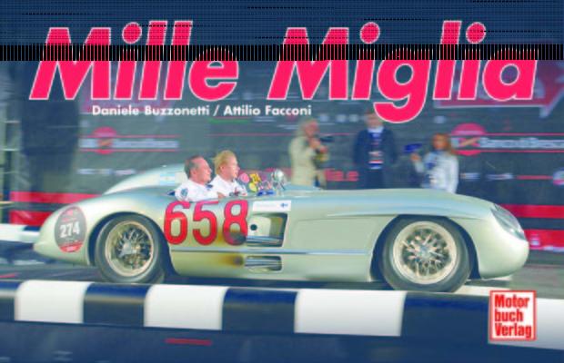 auto.de-Buchtipp: Mille Miglia