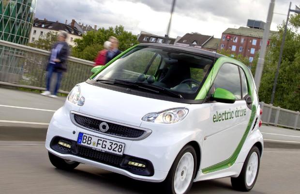 ''Wichtig für Zukunft der Marke'': Smart liefert ab Spätsommer Elektro-Fortwo aus