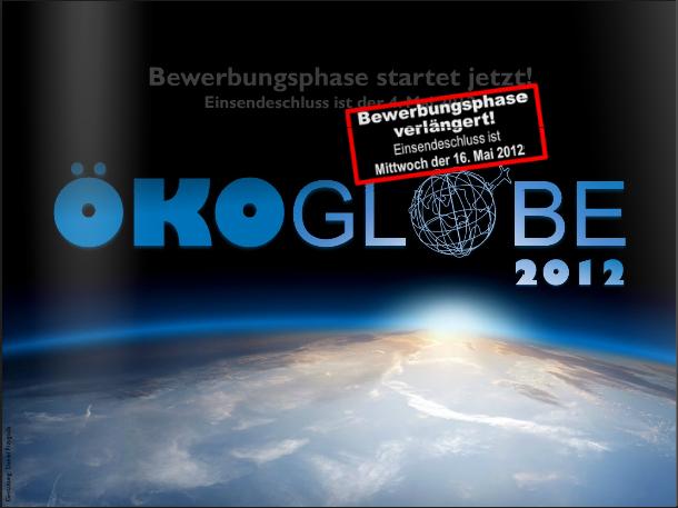 ÖkoGlobe '12: Die Mobilitätssysteme kommen