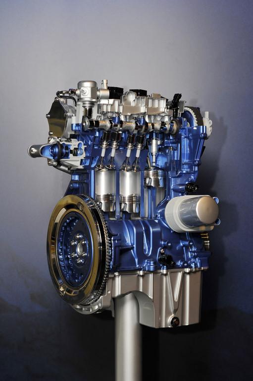 1,0-Liter-Dreizylinder von Ford ist