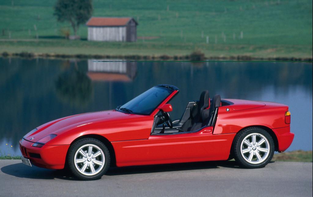 25 Jahre BMW Z1: Auch heute noch der Zeit ein Stück voraus