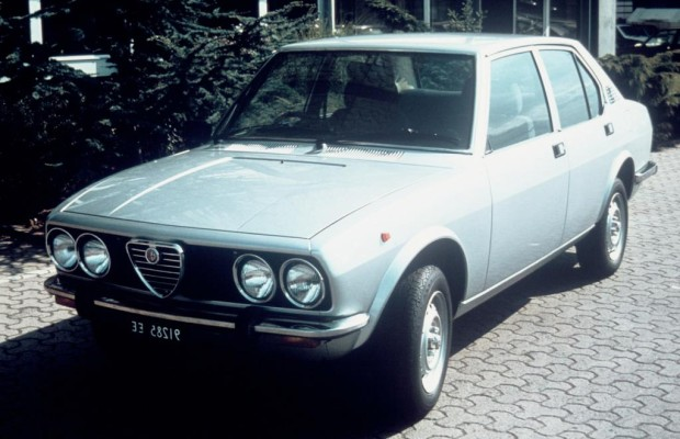 40 Jahre Alfetta mit Transaxle-Bauweise