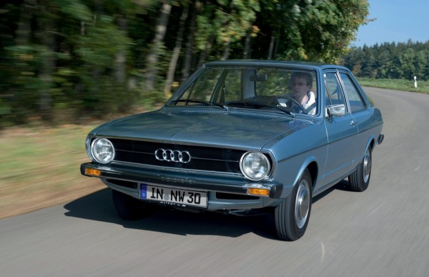 40 Jahre Audi 80 B1: Der Beginn einer Ära