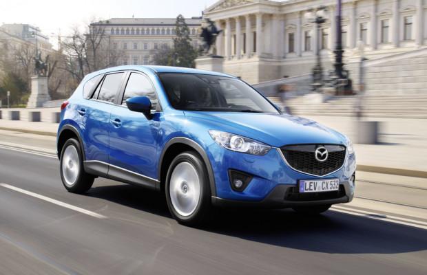 ADAC bestätigt Effizienz und geringe Emission des Mazda CX-5