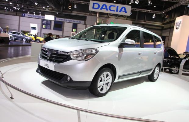 AMI 2012: Dacia bietet den günstigsten Kompaktvan