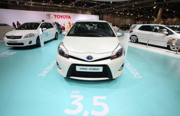 AMI 2012: Der Hybrid ist im Kleinwagensegment angekommen