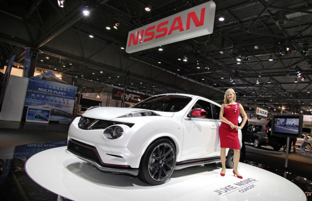 AMI 2012: Die Leistung des Juke Nismo verrät Nissan noch nicht