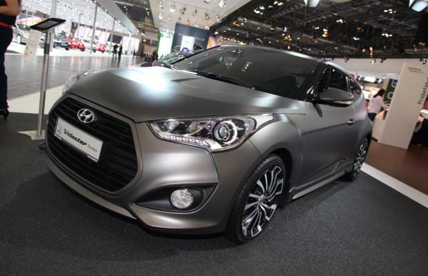 AMI 2012: Hyundai spendiert dem Veloster einen Turbo