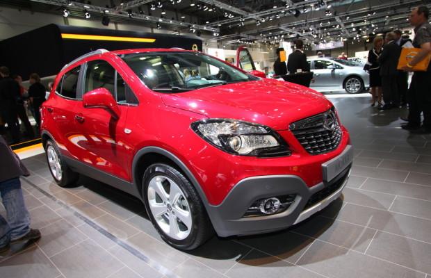 AMI 2012: Opel Mokka rollt im Oktober zu den Händlern