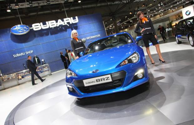 AMI 2012: Subaru mit zwei Neuheiten