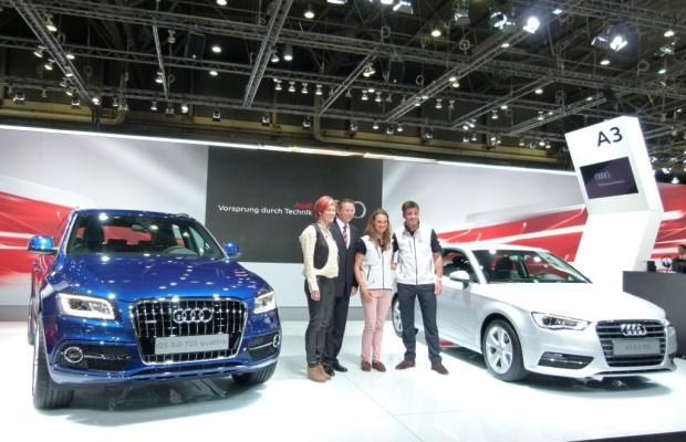 AMI 2012: VW Up, Seat Mii und Skoda Citigo, Audi Q5 und Seat Toledo