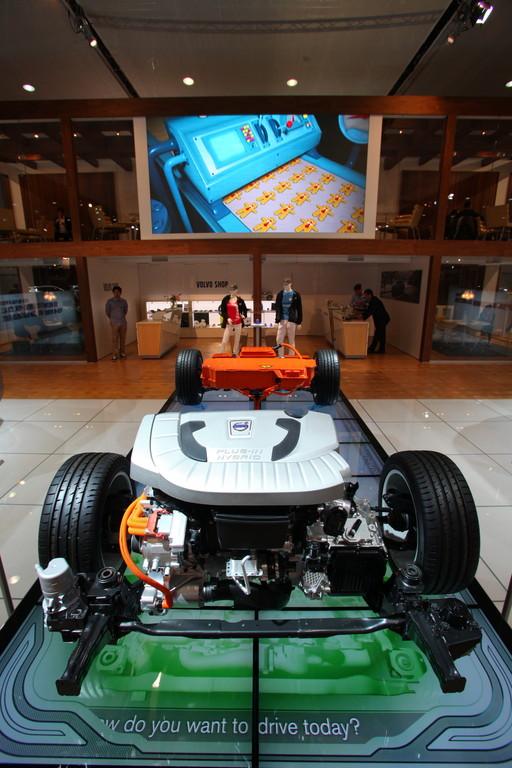 AMI 2012: Volvo stellt sein Sparwunder vor